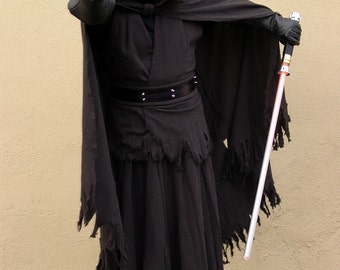 Star Wars Darth Nihilus Sith Robe Costume Champions of the Force Dark Side
