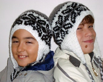 Best friend birthday gift - Hats - Brothers - Hand Knitted Hats - Birthday gift for best friend gift ideas Winter Gift