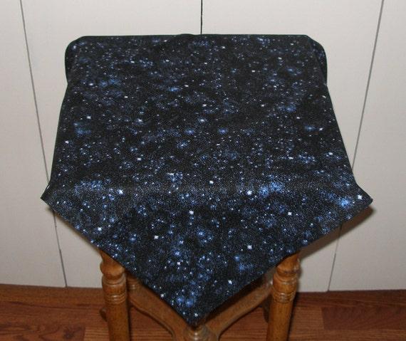 Night's Sky Altar Cloth, Reversable