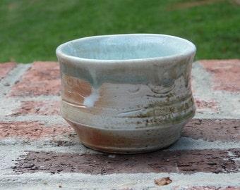 Porcelain Wood-fired Tea bowl