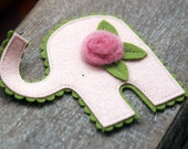 Good Luck Elephant Brooch