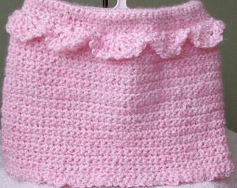 Pink Skirt and Bolero Jacket