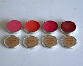 Set of 4 Non-Sticky Moisturizing Lip Balm