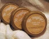 Creamy Castile Soap.