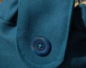 Teal Blue Pants
