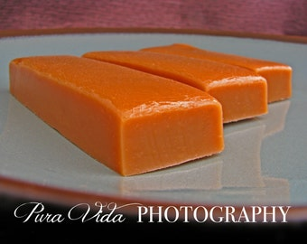 Vanilla Almond Caramels - Great for WEDDINGS, BRIDAL, BABY shower, Birthday, Mother's Day, Father's Day, Graduation gifts