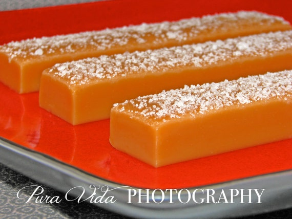 Fleur de Sel Salted Caramels Cut Your Own Style - you select serving ...