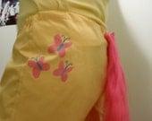 My Little Ponies, Friendship is Magic: Fluttershy Cutie Mark Unisex Pajama Pants / Scrubs