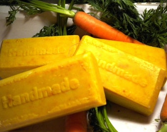Carrot  Seed Essential Oil Soap Bar 4.5oZ