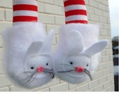 Warm Sugar Bunny Slippers