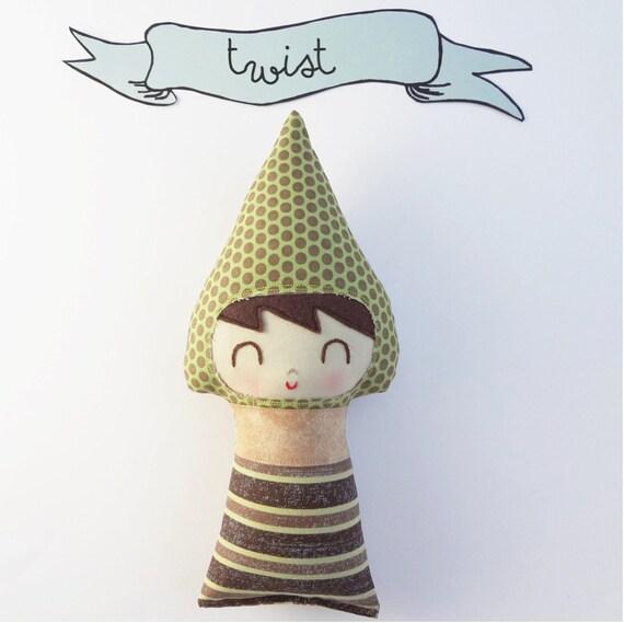 Twist - gnome baby