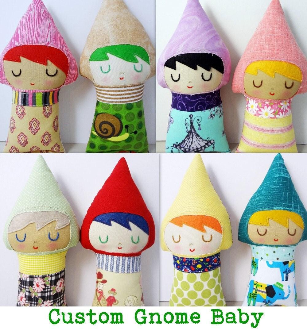 Baby Gnome: Gnome Baby... Custom Made