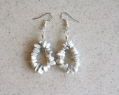 Hand Made Gemstone Earrings  HWL01