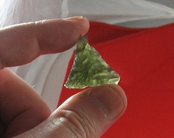 Rare Moldavite Specimen   MD74