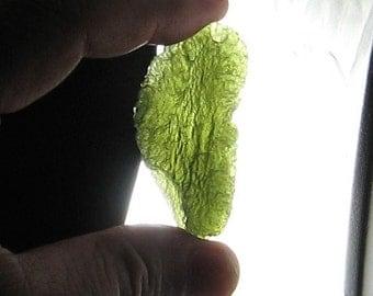 Rare Moldavite Specimen   MD219