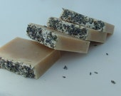 SALE Three Bars for 10 dollars, Unscented Almond Oil Soap