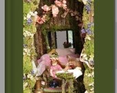 Fairy Dollhouse Journal,  Poppy's Cottage:  A Faery Journal