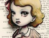 Goldilocks - Fairy Tale paper doll - by Mab Graves