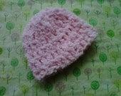 Newborn Strawberry Cap (Set of Two)