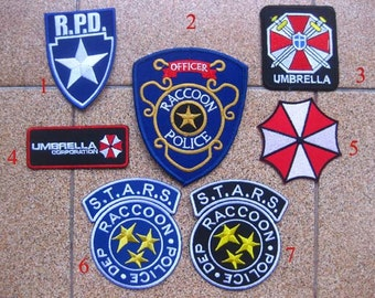 7 RESIDENT EVIL PATCH