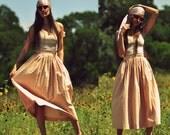 Vintage Skirt Pink SMALL