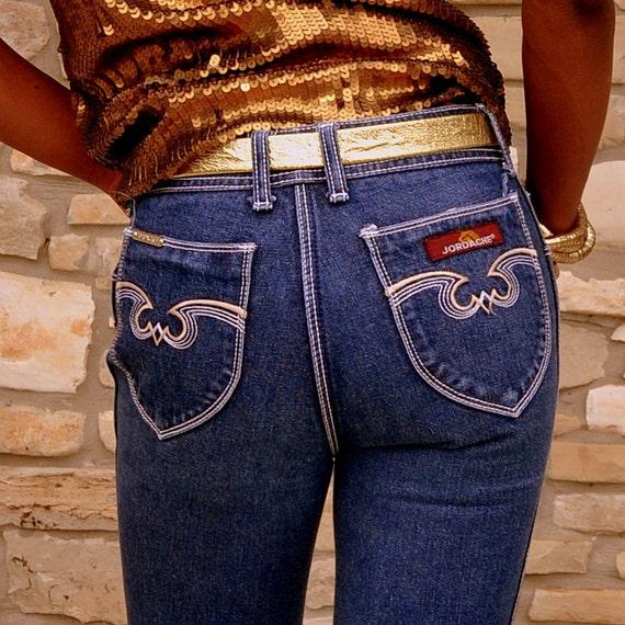 Sexy Indigo Jordache Skinny Jeans XS FREE SHIPPING