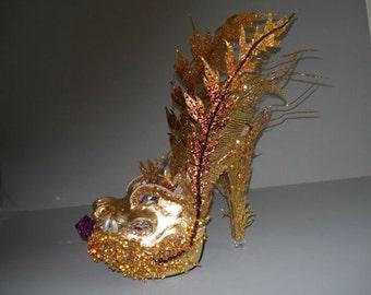 Lady Ga-Goyle shoe
