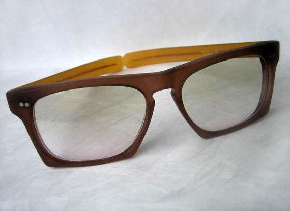 Eyeglass Frames Venice Italy : Vintage DANILO CARRARO Eyeglasses Rubber Collection Venice