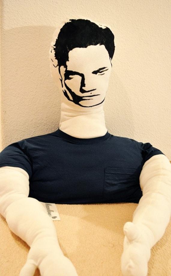 TWILIGHT EDWARD CULLEN Robert Pattison MANLLOW half man half pillow