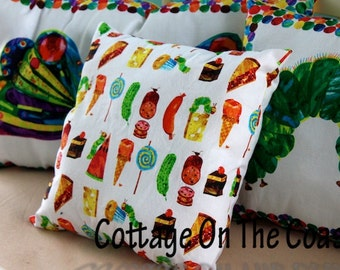 Single Food Pillow -Ready to Ship--