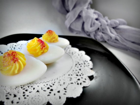 Deviled Eggs - Soap Set