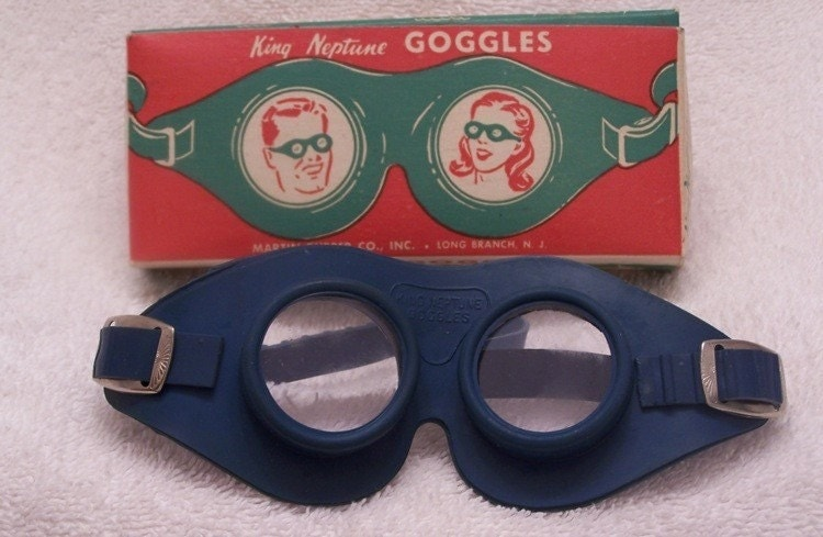 Goggles Old Fashioned