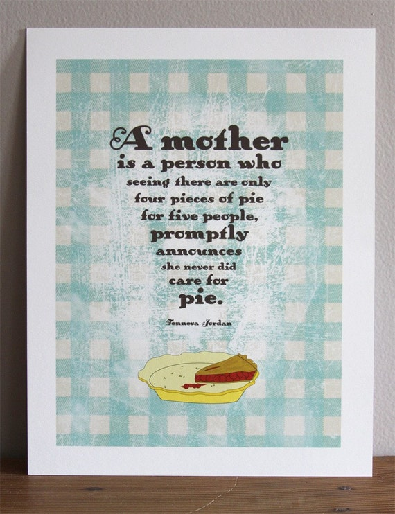 A Slice of Pie // Print