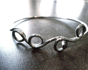 Branch Bicycle Spoke Bracelet