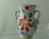 Vintage Italian Vase