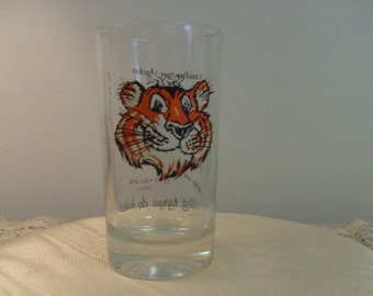 Esso Gas Put A Tiger In Your Tank Glass