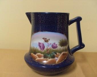 Antique Porcelain Pitcher