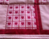 Quilted Debbie Mumm Table Runner