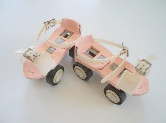 Summer Sale Vintage Childrens Roller Skates