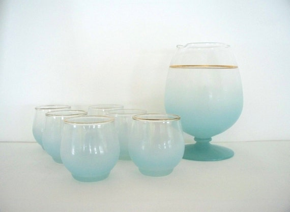 Blendo Cocktail Set Aqua