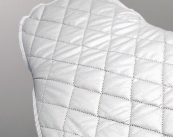 Quilted Teflon Coated Ironing Board Pad select the size