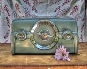 Mad Men radio print, vintage radio, home decor, retro photo, Midcentury modern, midcentury home decor, radio photography, radio photo