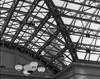 Through the Ceiling 8x12 Unmounted Print