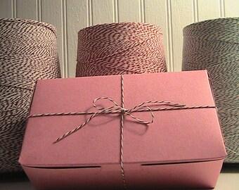 Pink Cake Boxes-Set of 5