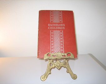 "Free Shipping - Vintage Soap Opera/ book ""Bachelor's Children"" by Bess Flynn published by Old Dutch Cleanser-1939- Advertising"