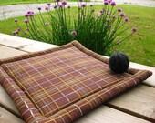 Sherlock Holmes Catnip Bed