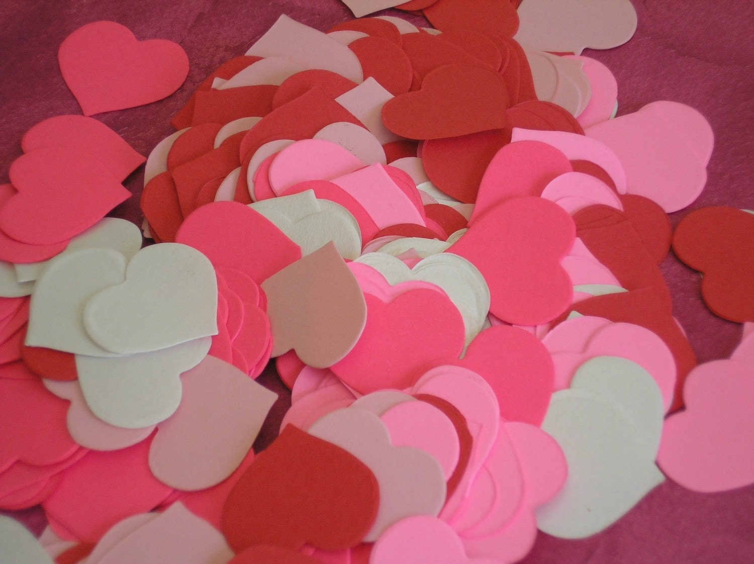 how to cut a paper heart
