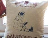Baby powder pillow