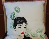 Audrey pillow cover