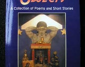 Venerated Objects A Collection of Poems and Gay Erotic Short Stories. Signed copy.